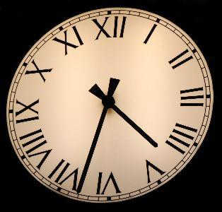view the Image Clock Face Time