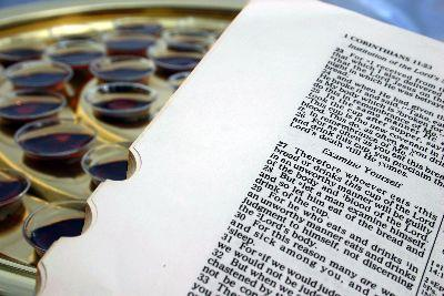view the Image Communion Examine