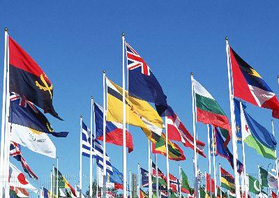 view the Image Flags World
