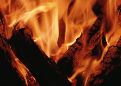 view the Image Flame Wood