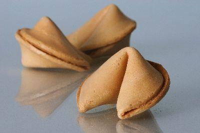 Image on Fortune Cookies