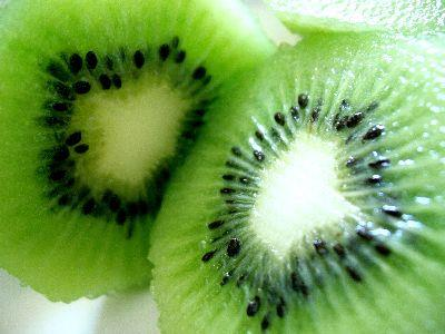 Image on Fruit Kiwi