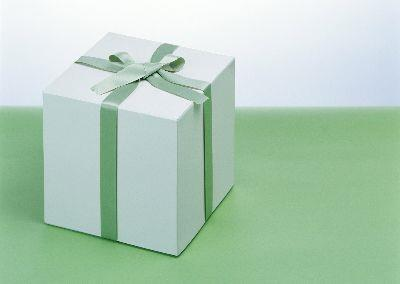 view the Image Gift Green