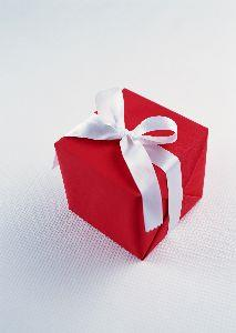 Image on Gift Red Small
