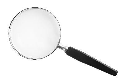 Image on Magnifier