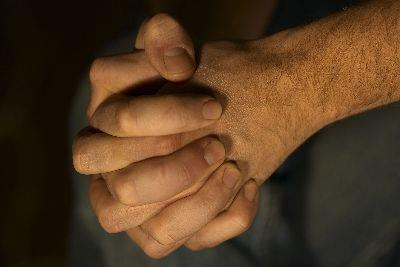 view the Image Prayer Hands