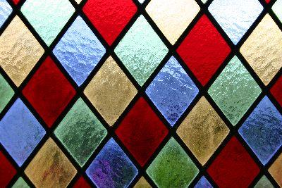 view the Image Stained Glass