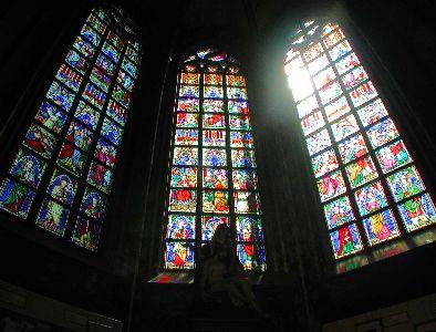 view the Image Stained Windows
