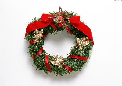 Image on Wreath 1