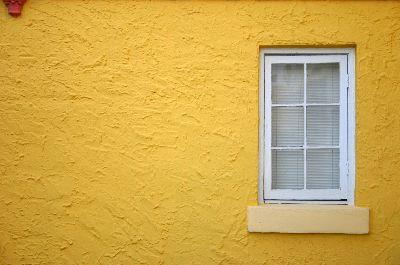 media Yellow Window