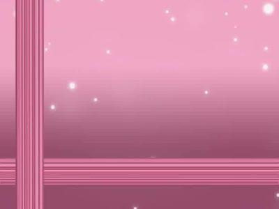 Motion Background on Framed Lights - Pink