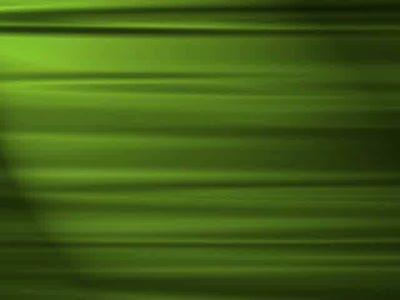 Motion Background on Lighted Flow - Green