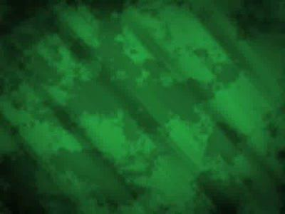 Motion Background on Lighted Grunge - Green