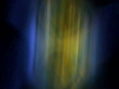 Motion Background on Motion Blur - Blue And Yellow
