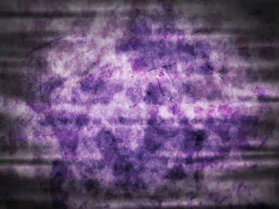 Motion Background on Grunge Floral - Purple