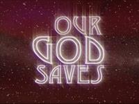 Worship Music Video on Our God Saves