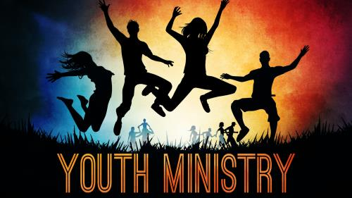 PowerPoint Template on Youth Ministry 1