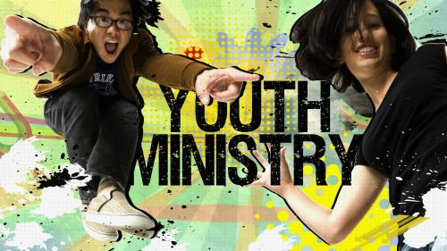 PowerPoint Template on Youth Ministry 2