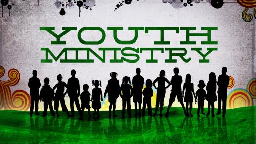 PowerPoint Template on Youth Ministry 3
