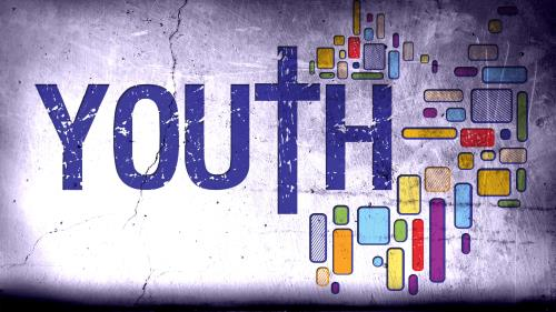 PowerPoint Template on Youth