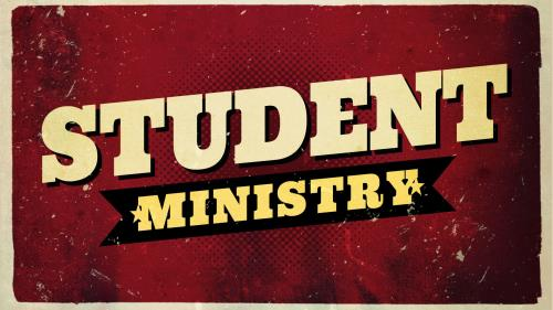 PowerPoint Template on Student Ministry