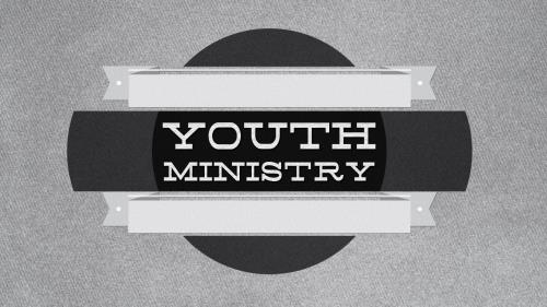 PowerPoint Template on Youth Ministry 5