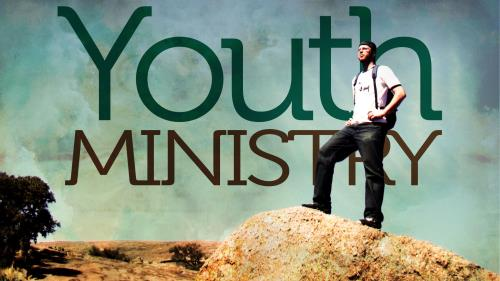 PowerPoint Template on Youth Ministry