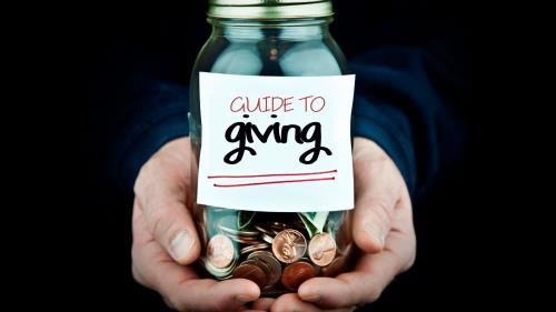 media Guide To Giving