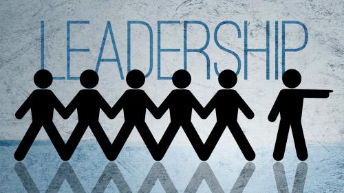 PowerPoint Template on Leadership