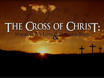 view the PowerPoint Template The Cross Of Christ