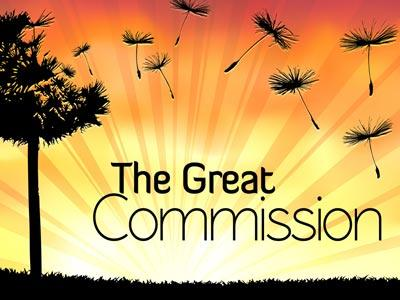 view the PowerPoint Template The Great Commission