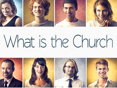 PowerPoint Template on What Is The Church