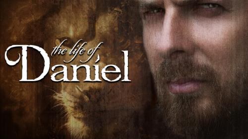 PowerPoint Template on Life Of Daniel