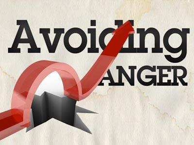 PowerPoint Template on Avoiding Anger