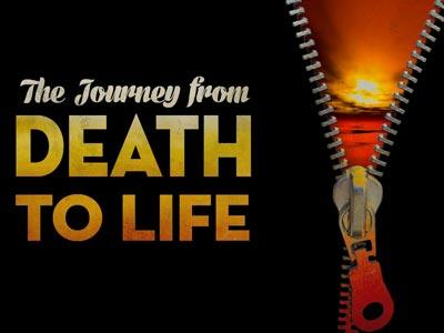 PowerPoint Template on From Death To Life