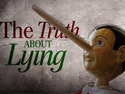 view the PowerPoint Template The Truth About Lying