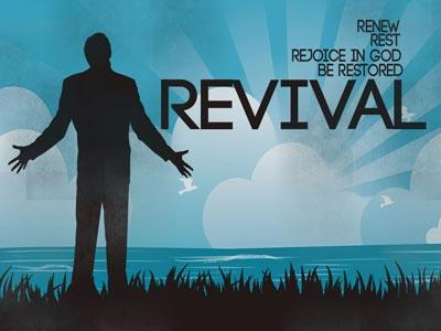 PowerPoint Template on Renew Revival