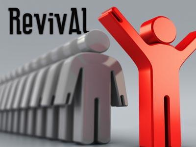 PowerPoint Template on Revival 2