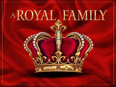 PowerPoint Template on Royal Family