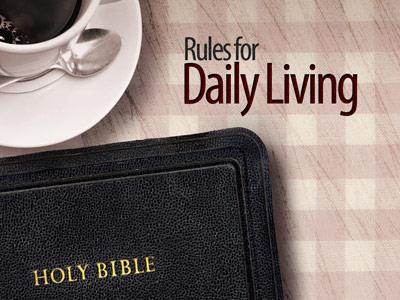 media Rules For Daily Living