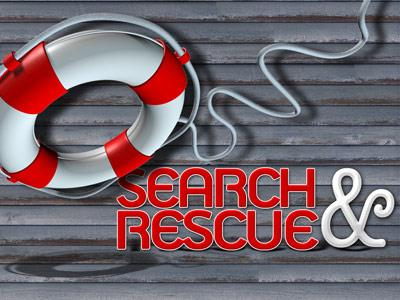 PowerPoint Template on Search And Rescue