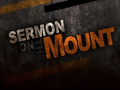 Church PowerPoint Template: Sermon on the Mount