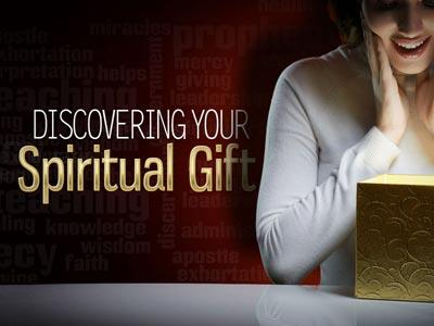 view the PowerPoint Template Spiritual Gift