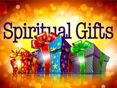 PowerPoint Template on Spiritual Gifts