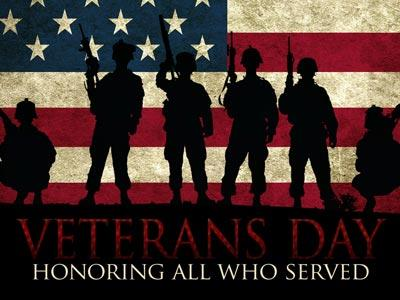 view the PowerPoint Template Veterans Day Soldiers