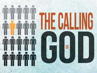 PowerPoint Template on The Calling Of God