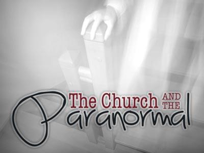 PowerPoint Template on The Church And The Paranormal