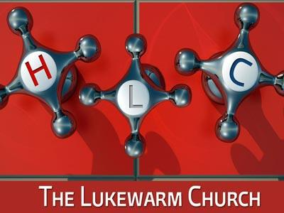 PowerPoint Template on The Lukewarm Church