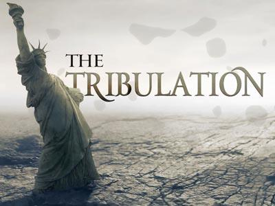 PowerPoint Template on The Tribulation