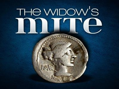 view the PowerPoint Template The Widow's Mite